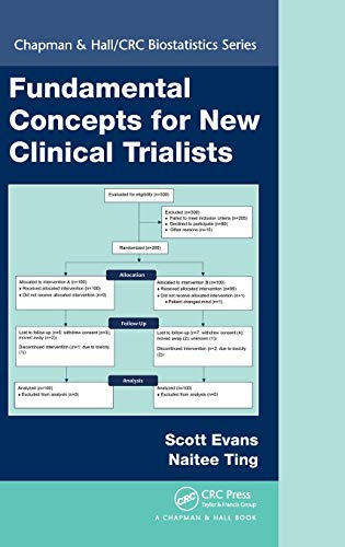 Fundamental Concepts for New Clinical Trialists (Chapman & Hall/CRC Biostatistics Series)