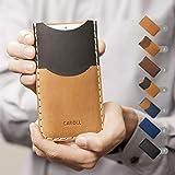Leder Hülle für HTC Tasche Cover Case personalisiertes Etui durch Prägung mit Ihrem Namen. Für U12+ U11+ U11 EYEs Life