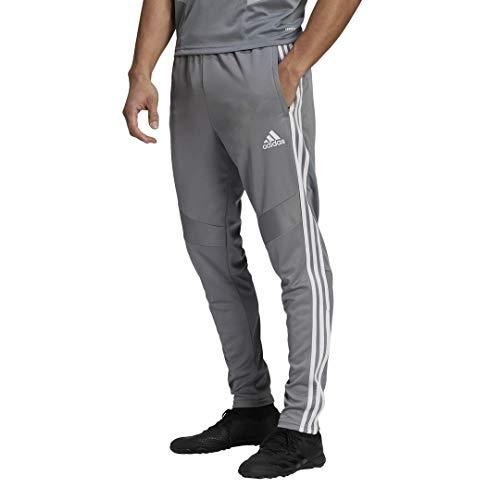 adidas Herren Tiro 19 Training Pants Unterhose, grau/weiß, XXX-Large Tall