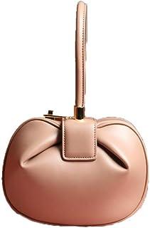 DRAKE18 Lederhandtaschen für Frauen Mode Retro Nische Design tragbare Knödel Wonton weiblichen Tasche