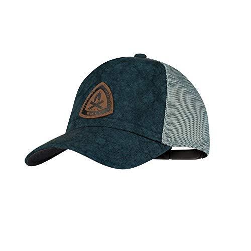 Buff M Trucker Cap Blau, Herren Kopfbedeckung, Größe One Size - Farbe Lowney Blue