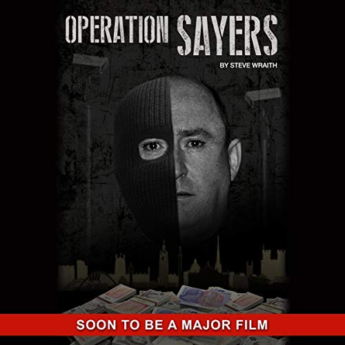 Operation Sayers cover art