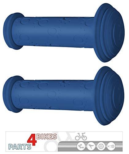 P4B Griff 82L Blau Paar Fahrradgriff Fahrrad Kindergriff Kinderfahrrad Kinder
