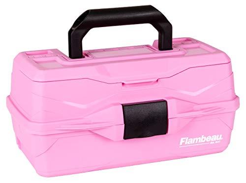 Flambeau Outdoors - Fliegenfischenzubehör in rose, Größe 1-Tray