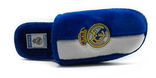Andinas 790-90 - Zapatillas de Estar por casa, Talla 40 (Real Madrid C.F.)