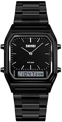 Unisex Square LED Digital Watch Electronic