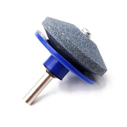 Aiguiseur de tondeuse à gazon universel Multi-Sharp Outil d'affûtage de lame de tondeuse à gazon pour perceuse à colonne