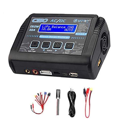 ZYCX123 Cargador Inteligente Balance de la batería del Cargador de batería 150W 10A Carga Suministros para el hogar