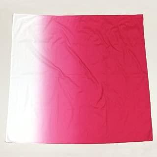 風呂敷 2・4巾 ぼかし 赤色 68cmX68cm