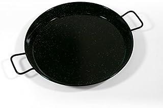 Garcima La Ideal Enamelled Steel Paella Pan 42cm by Garcima