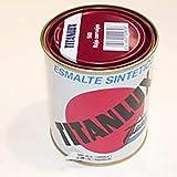 Titan 001 0560 - Esmalte Sintético, Rojo Carruajes, 375 ml