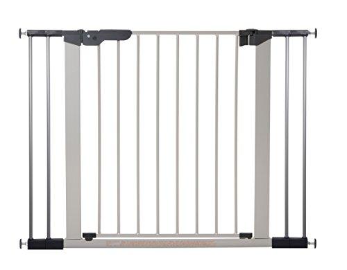 BabyDan Premier Türschutzgitter / Treppenschutzgitter zum Klemmen, 99 - 106.3 cm, - hergestellt in...