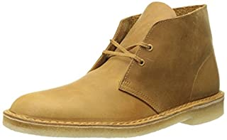 Clarks Men's Desert Chukka Boot, Mustard, 10 M US (B00MMYNFAE) | Amazon price tracker / tracking, Amazon price history charts, Amazon price watches, Amazon price drop alerts