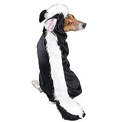 Lil' Stinker Skunk Dog Costume
