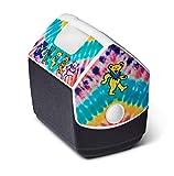 Igloo Limited Edition Grateful Dead Playmate Pal 7 Qt Cooler, Multi