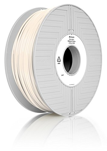 Verbatim 2.85 mm Primalloy 3D Filament for Printer - White