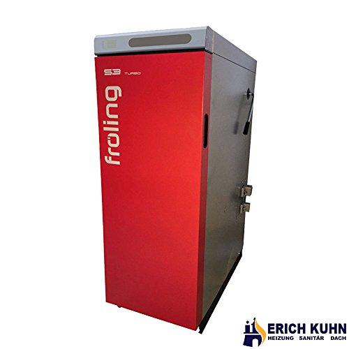 fröling Scheitholzkessel S3 Turbo 30 kW Holzvergaser mit S-Tronic Plus