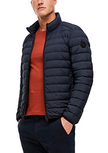 s.Oliver Herren Light Down-Steppjacke Dark Blue XXL