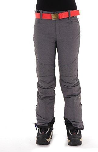 Bcourirotti Pantalon lamezia de Ski pour Femme, Femme, Lamezia femmes Snowpants