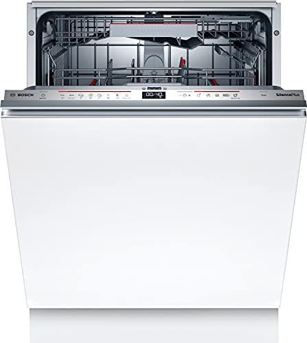 Bosch Elettrodomestici SMV6EDX57E Serie 6, Lavastoviglie a scomparsa totale, 60 cm
