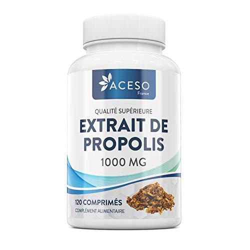 Propolis 1000mg - Comprimés de Propolis...