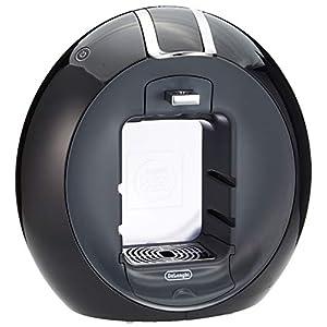 De'Longhi Dolce Gusto Circolo EDG605.B – Máquina de café, semi-automática, 1500 W, 1.3 L, acero inoxidable, negro