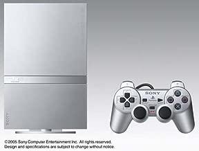PlayStation 2 サテン・シルバー (SCPH-75000SSS) 【メーカー生産終了】