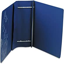 Varicap6 Expandable 1 To 6 Post Binder, 11 x 8-1/2, Blue, Sold as 1 Each