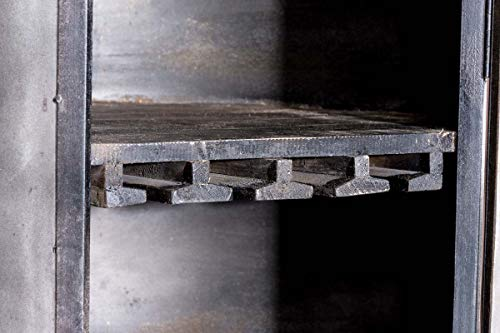 CLP Weinschrank Chicago aus Holz I Barwagen - 5