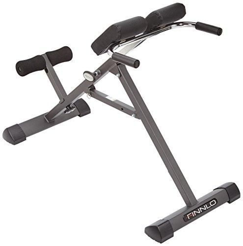 Finnlo Bauch-/Rückentrainer Tricon - Hyperextensionsbank für einen gesunden Rücken