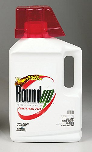 25 % Concentrated Weed and Grass Killer Size: 64 Ounce -  Roundup, 5006010