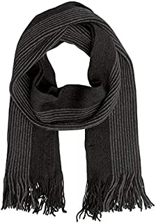 Tarocash Men's Cologne Stripe Scarf for Going Out Smart Occasionwear