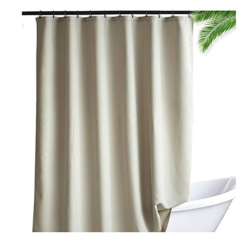 William 337 WYZ douchebak badkamer waterdichte gordijnen 100% polyester stof dikkung voor badkuip en douche badkuip gordijn Opaque
