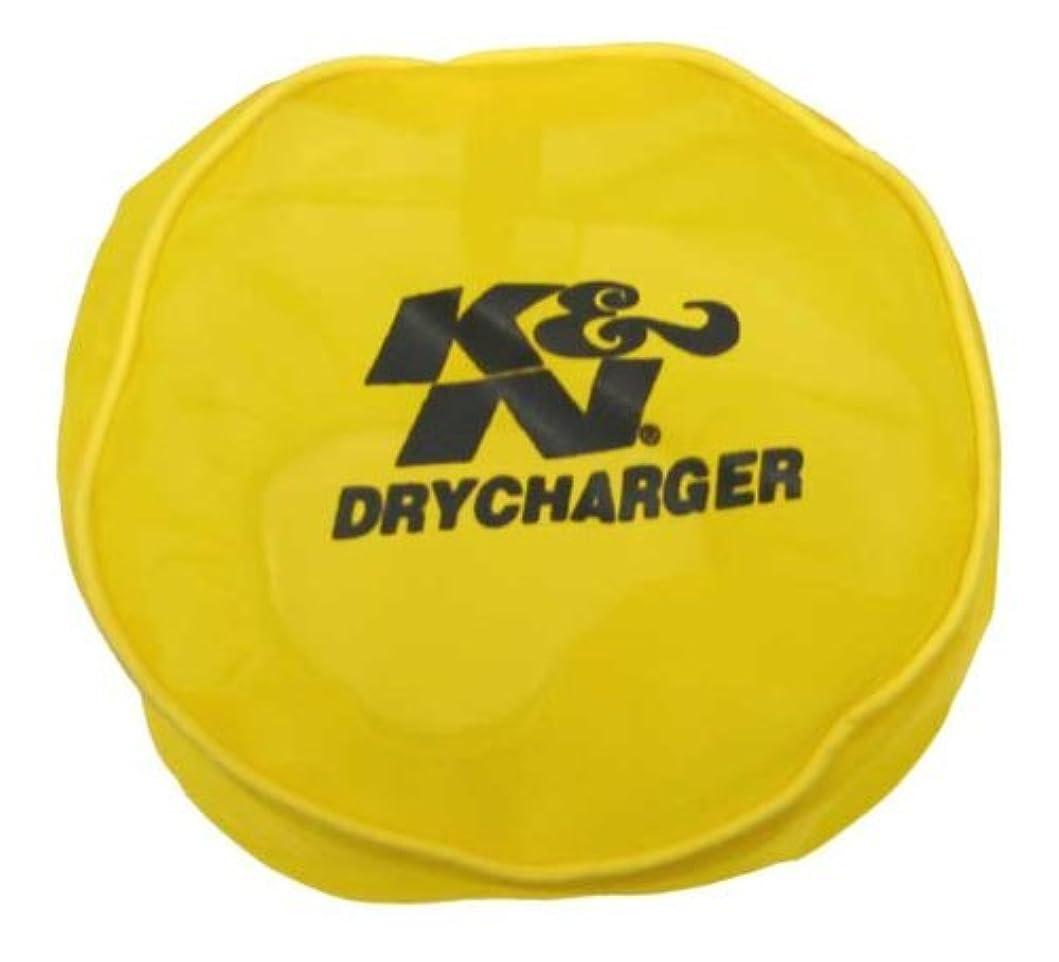 不利益プラカードポーンK&N RX-4990DY Yellow Air Filter Wrap [並行輸入品]