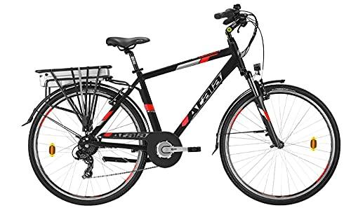 Modelo Atala 2021 - Bicicleta eléctrica de trekking con batería eléctrica E-Run...