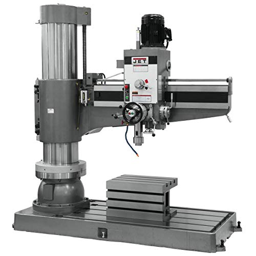 Product Image of the JET Radial Arm Drill Press - 12-Speed, 60in. 7.5 HP, 230 Volt, Model Number J-1600R