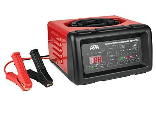 APA 16623 Mikroprozessor Batterie-Ladegerät 6 V / 12 V