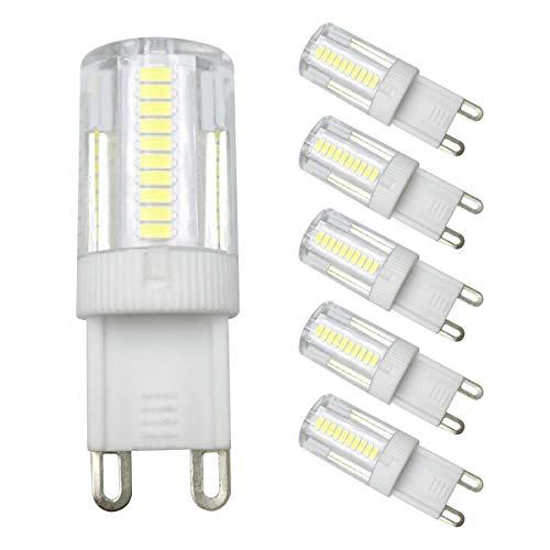 oven light bulb halogen g9 20watt - 1