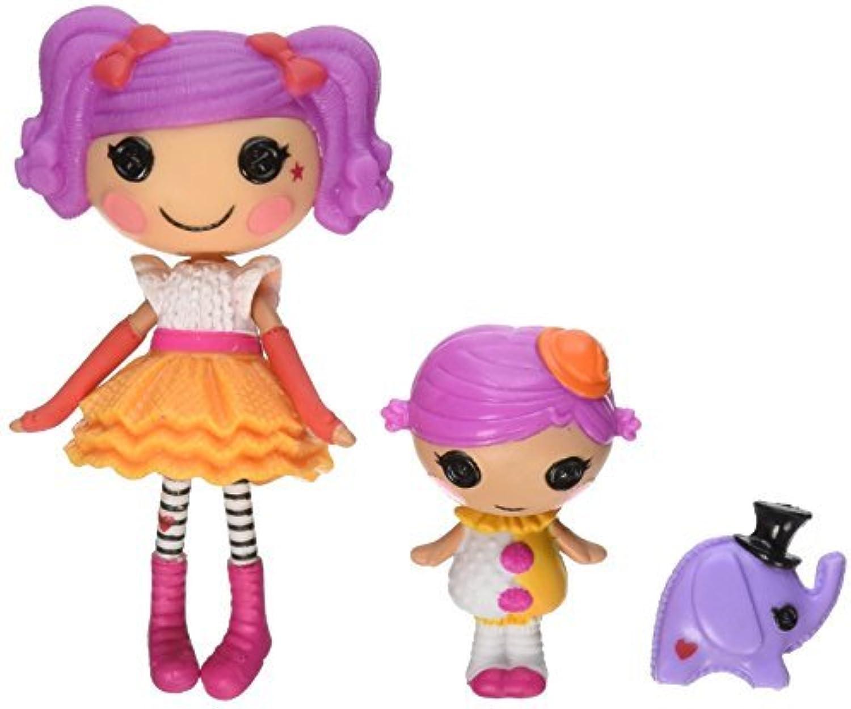 connotación de lujo discreta Lalaloopsy Lalaloopsy Lalaloopsy Mini Littles Doll, Peanut Big Top Squirt Lil Top by Lalaloopsy  la calidad primero los consumidores primero