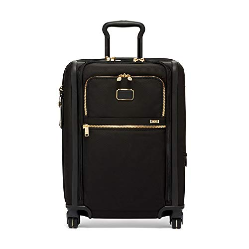 Review Of TUMI - Alpha 3 Continental Dual Access 4 Wheeled Carry-On Luggage - 22 Inch Rolling Suitca...