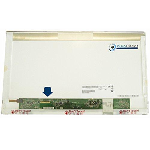 "Visiodirect® Dalle Ecran 17.3"" LED pour Ordinateur Portable Samsung NP300E7A-S03FR 1600x900 WXGA"
