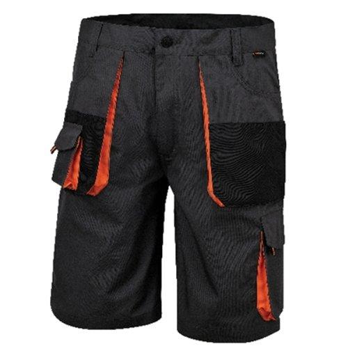 Beta Work 7861E XL - Pantaloncini da lavoro in tessuto leggero, taglia XL
