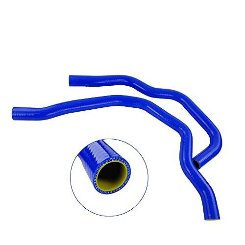 GSDGBDFE El Tubo de Silicona del radiador del automóvil es Adecuado para Honda S2000 AP1 F20C F22C 00-05