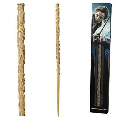 The Noble Collection Hermione Granger Varita (Caja de Ventana)