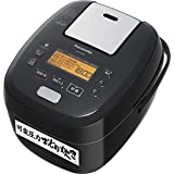 パナソニック 炊飯器 5.5合 可変圧力IH式 おどり炊き ブラック SR-PA109-K