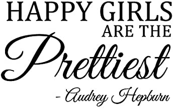 Best the happiest girls are the prettiest girls Reviews
