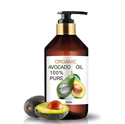 Aceite Ecológico de Aguacate 250 ml Comercio Justo 100% Nat