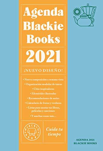 Agenda Blackie Books 2021: Cuida tu tiempo