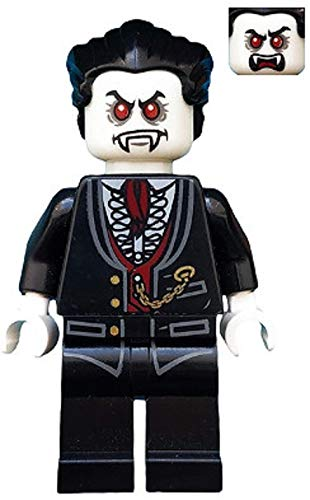 LEGO Monster Fighters - Figura de Lord Vampyre con 2 caras