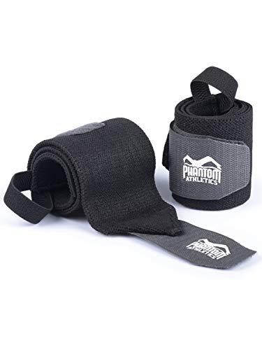 Phantom Athletics Fitness Wrist Wraps - Handgelenk Bandagen Kraftsport Crossfit